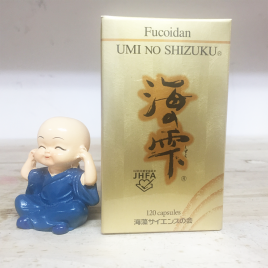 Umi No Shizuku Fucoidan Nội Địa ( Fucoidan Vàng)