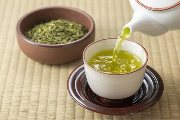 Uống trà xanh giúp ngăn ngừa ung thư
